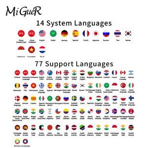 Image 2 - Boeleo K1 Pro traducción fotográfica AI voz inteligente 77 idiomas en tiempo Real WIFI cara a cara 2,4 TFT 12MP Multi función de traductor