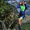Vezzo manga longa triathlon verão correndo natação ciclismo ciclismo macaquinho feminino mtb roupas equipe pele terno 10