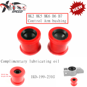 Golf Jett a Passat Control Arm Bushing For Volkswage n TT A3 SKAD* 03-20 Front Lower Polyurethane
