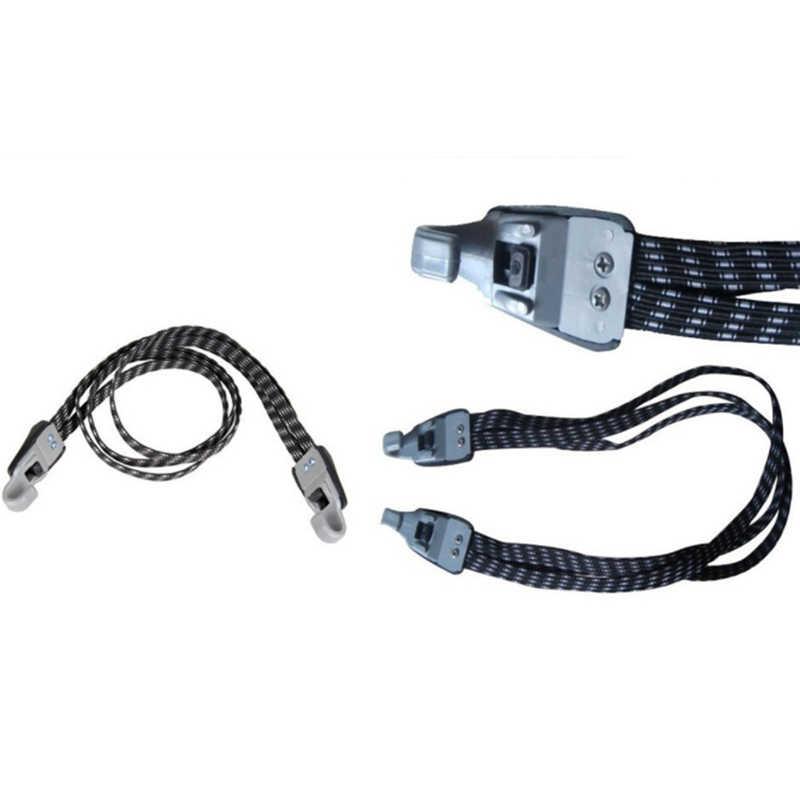 Cuerda para equipaje de Bicicleta de montaña cuerda 3 Correa fija correa de goma cuerda/maleta cuerda para apilar Soporte