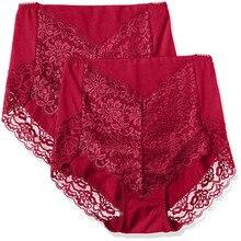 RUÍNA P1903 M XXXL Íntima feminina Calcinhas Roupas Íntimas femininas High Rise Cuecas Calcinhas de Algodão das Mulheres