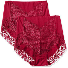 RUIN P1903 M XXXL Womens Intimates Panties Womens Underwear High Rise Briefs Womens Cotton Panties