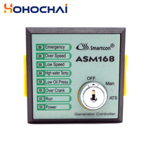 High-quality Generator Automatic Start-stop Module ASM168 Replacement GTR168 Monicon Diesel Generator Controller Genset Parts