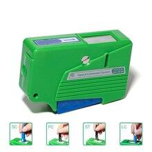 Fiber Optic Cleaner Optische Connector End Gezicht Cleaner Sc Fiber Cleaning Cassette Doos