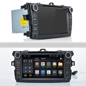 Image 4 - Junsun 2G + 32G Android 9.0 Cho TOYOTA COROLLA 2007 2008 2009 2010 2011 Radio Đa Phương Tiện Video người chơi Dẫn Đường GPS 2 DIN DVD