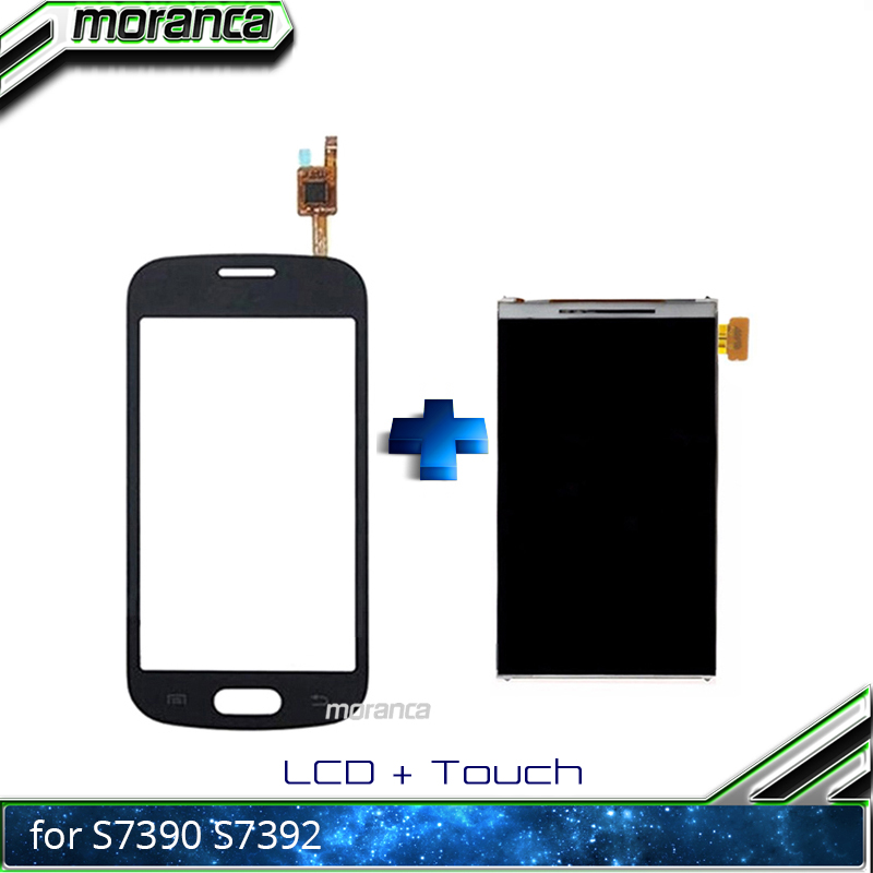 4.0 Inch LCD Screen For Samsung Galaxy Trend Lite S7390 7392 GT-S7390 LCD Display With Touch Screen Pannel Assembly Repair Parts