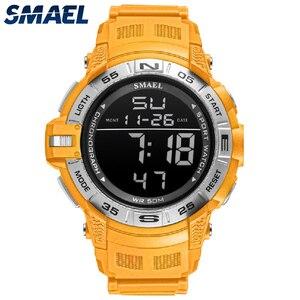 Digital Watches Sport SMAEL Wa