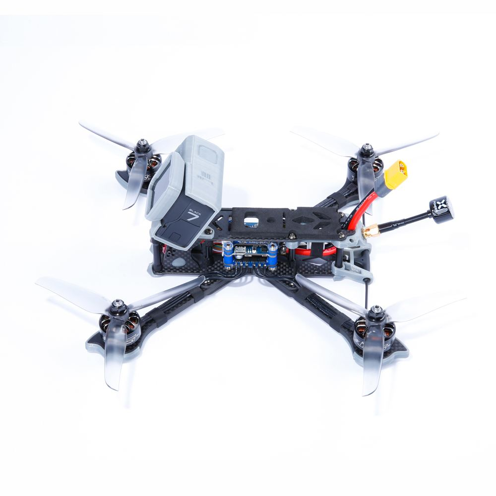 Ultimate SaleESC Racing-Drone Qudcopter Iflight Nazgul5 FPV RC Caddx 5inch 2750kv/6s Multirotor 227mm