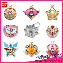 PrettyAngel   Genuine Bandai Sailor Moon 25th Anniversary Miniaturely Tablet Case Keychain (No Candy)