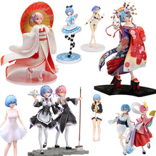 Doll Action-Figure Sexy Girl Re:zero-Starting-Life Toys Adult And No PVC Gift Rem Oirandouchuu