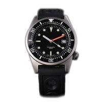 Da forma do Aço Inoxidável Relógios de Mergulho NH35 62MAS Movimento vidro de Safira Resistente À Água 200m painel de Cerâmica relógios para homens|Relógios esportivos| |  -