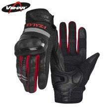 Atmungsaktives mesh sommer moto rcycle handschuhe Moto kreuz handschuhe schutz handschuhe moto racing handschuhe Leder moto rbike handschuhe
