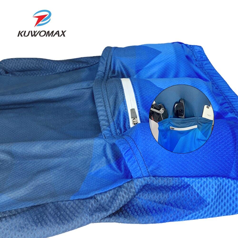 Купить с кэшбэком 2020 KUWOMAX Men's Cycling Clothing Mtb Bike Bicycle Outdoor Sports Jerseys Shirt Cycle Wear long sleeve summer cycling jersey.