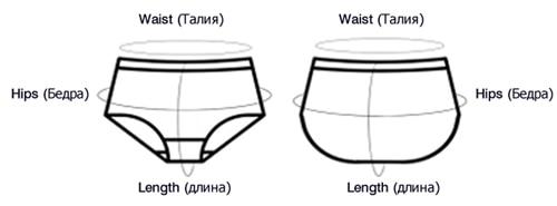 Comfortable Cotton Panties Low-Rise