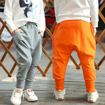Toddlers & Childrens Unisex Casual-Trousers