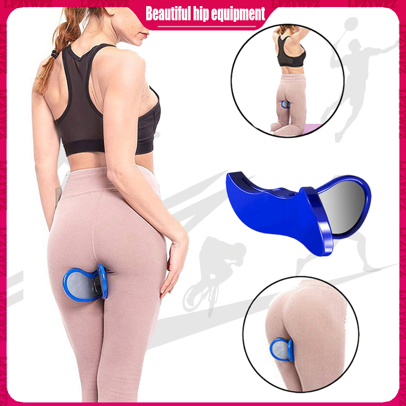 Hips Trainer Pelvic Floor Muscle Inner Thigh Buttocks Exerciser Home Fitness Equipment Butt Beauty Tool Buttocks Device Workout image