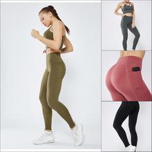 2020 Leggings Sport Women Fitness Long Yoga Pants Leggings Gym Leggings Women Workout Leggins Ladies Black Leggings Fitness