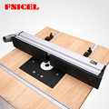 Алюминиевый профиль забор со шкалой и раздвижные кронштейны инструменты для работы по дереву DIY верстак