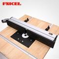アルミプロファイルフェンススケールとスライドブラケットツール木工用 DIY ワークベンチ
