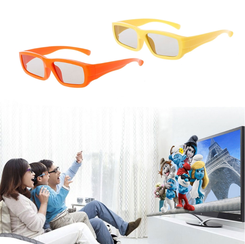 Polarized Passive 3D Glasses Consumer Electronics VR/AR Devices