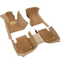 Custom made car floor mats for Lexus GS AWD/RWD 200t 250 300 350 430 450H 460 F Sport GS200T GS250 GS350 GS300 GS45OH carpet rug