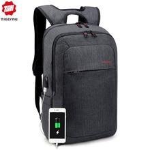 Tigernu Male Backpack Bag Brand 15.6 Inch Laptop Notebook Mo