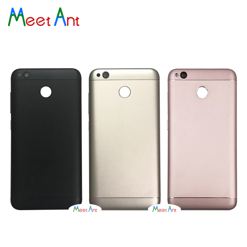 Replacement High Quality For Xiaomi Redmi 4X Back Housing Battery Cover Door Rear Cover
