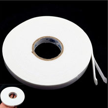 Foam Double Sided Tape For Mounting Fixing Pad Sticky 5M/Roll Self Adhesive Pad Super Strong Double Faced Adhesive Tape(China)