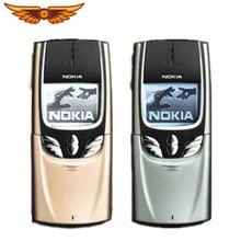 Nokia-teléfono móvil Original desbloqueado, celular usado con GSM, idioma ruso, 8850
