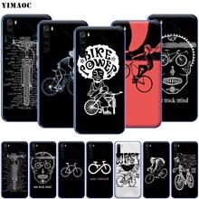 YIMAOC bicicleta deporte teléfono funda para Xiaomi Redmi Note 8 8A 7 6 5 5A Pro 4X 4A Prime Plus