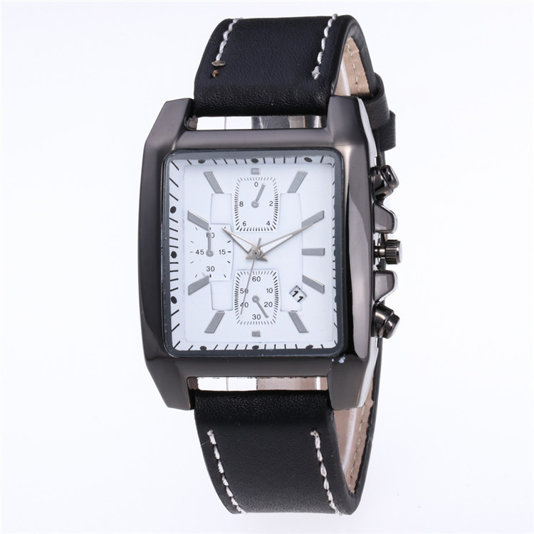 Fashion Belt Bracelet Watch Fashion Coach Multicolor Face Six Needle Eye Watches Personality Scale With Calendar Watches