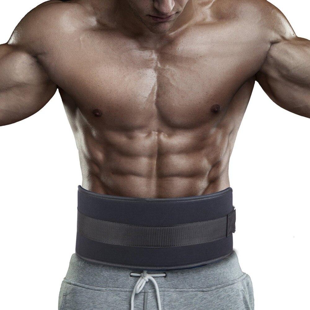Into de levanamento de peso ginasio Halteres musculacha Agachamento Treinamento de Mergulho Cinto Musculation Protetor Cintura