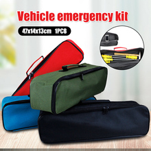 Wear-resistant High-quality Zipper Opening And Closing Practical Storage Box Durable Portable Tool Bag With Handle In Stock