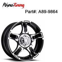 4pcs 114mm ULTRA Motorsports A89 9864 6 לסחוב גלגל מרכז Caps כיסוי עבור Ultra גלגל 194 6886B/194 7886B שפת רכזת