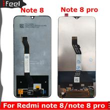 Note 8 lcd For Xiaomi Redmi note 8 Display Touch Screen Digitizer Assembly Replacement Parts For Redmi note 8 pro lcd cheap fix2sailing Capacitive Screen 2160*1080 3 OLED For Xiaomi Redmi note 8 note 8 pro LCD Touch Screen Digitizer LCD Display Touch Screen