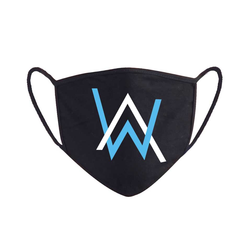 Women Men Cotton Dustproof Mouth Mask Alan Walker Anime Fairy Tail Naruto Anti-Dust Facial Cover Breathable Face Mask