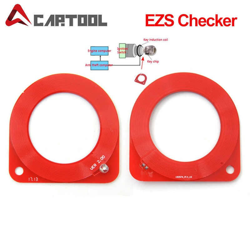 Facile da CheckEasy Checker Easy-Checker,EZS Checker antifurto Sistema Veloce Tester Bobina Checker Per MB Per bmw Per Audi