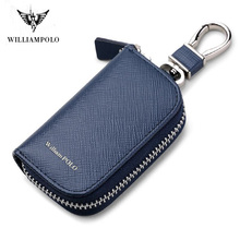 2019 Promotion High Quality Fashion Luxury Leather Key Holder For Car Wallet PL176111