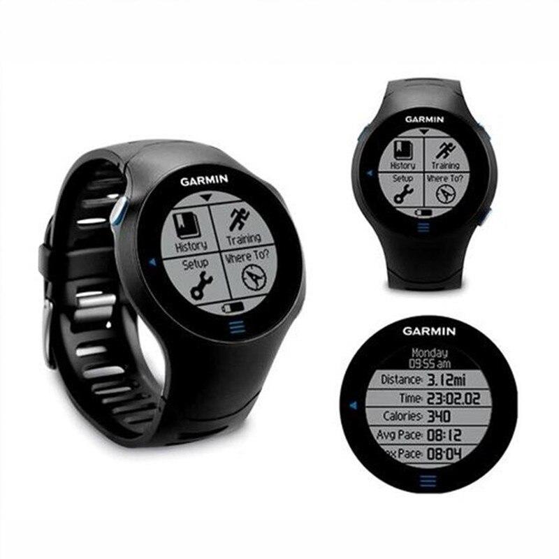 Garmin Forerunner 610 Touch Screen Menu GPS Running Watch