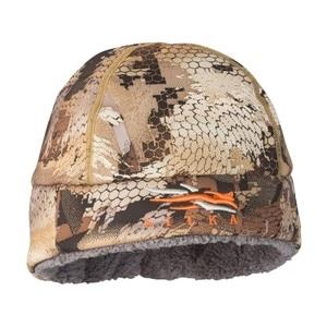 Image 1 - 2020 Winter Hat Men Sitka Hunting Beanie Camouflage Warmest Windstopper Primaloft Soft Fur SITKA Cap Man Sports Thermal One Size