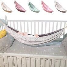 Ins портативный детский гамак для новорожденных детская спальная