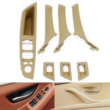 Grip-Cover Door-Inner-Armrest-Panel Beige Handle F30 5-Series 520i Black Brown Gray