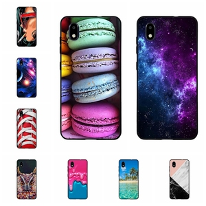 Case For ZTE Blade A3 2020 Cover 5.45 Inch Soft Silicone Phone Case ZTE For Blade A3 2020 Back Cover Bag Protective Bumper Cases