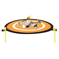Складная посадочная площадка 55 см 75 см 110 см для DJI Mavic Pro Mini Air Spark Mavic 2 Phantom 3 4 Drone универсальные аксессуары 3