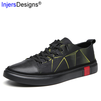 New Arrival Sneakers Fashion Black Lace-Up Casual Shoes Tenis Masculino Men Trainers Comfortable Skateboarding Shoes Size 37-45