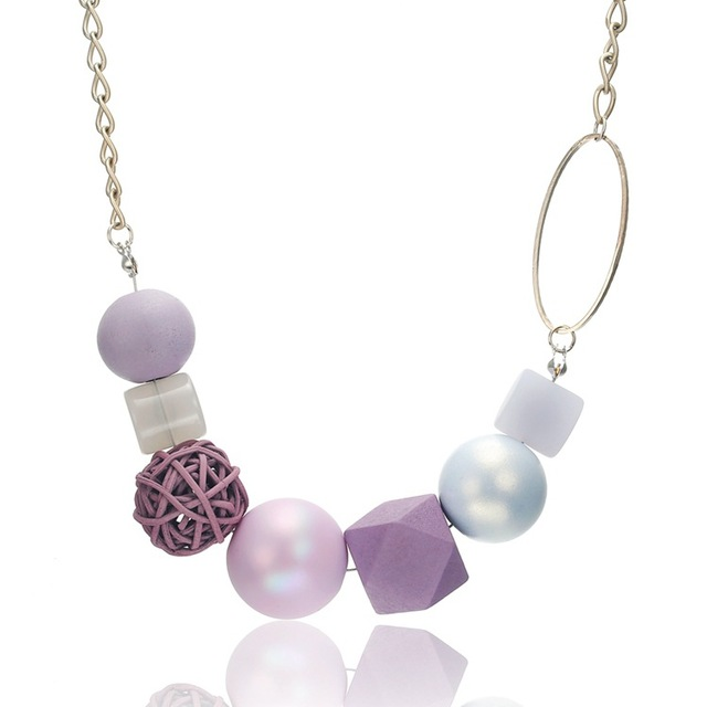 Candy Necklace Geometric...