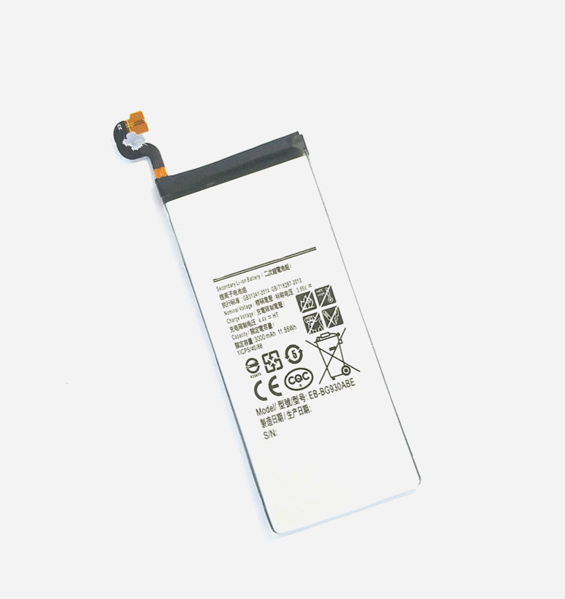 Westrock 3000mAh EB-BG930ABE Battery for Samsung Galaxy S7 SM-G930 G9300 SM-G9300 G930F G930 Cellphone