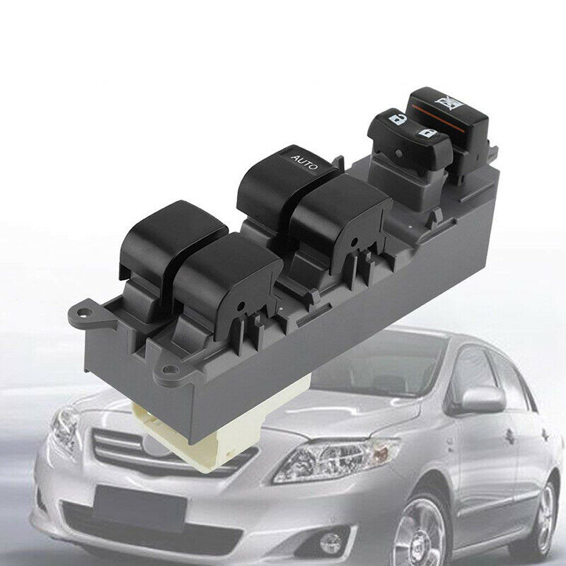 Front Side Master Power Window Switch For Toyota Corolla Camry RAV 4 84820-06100