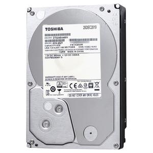 TOSHIBA Surveillance HDD 500G 1TB 2TB 3TB 4TB 8TB Hard Drive Disk 3.5INCH DVR NVR CCTV Monitor HDD HD Internal SATA III ORIGINAL
