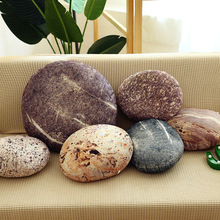 cat pet cushion pillow toast plush toys with micro blog toys toast slices cushion kawaii plush toys for children kawaii kids toy Creative Simulated Stone Plush Toys Stuffed Cobblestone Toy Plush Pillow Cushion Children Gift Sofa Decoration